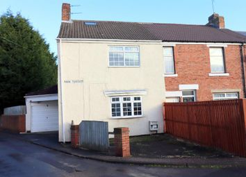 3 bed end terrace house for sale in Park Terrace, Willington, Crook DL15