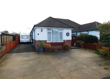 Thumbnail 3 bed semi-detached bungalow for sale in Holly Road, Blackfield
