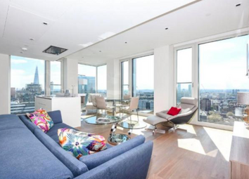 Thumbnail 2 bed flat to rent in South Bank Tower, Upper Ground, South Bank, London