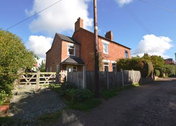 Thumbnail 3 bed semi-detached house for sale in School Lane, Market Drayton