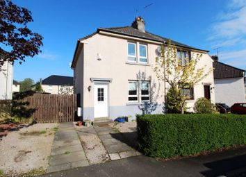 Thumbnail 2 bed property for sale in Princess Crescent, Paisley