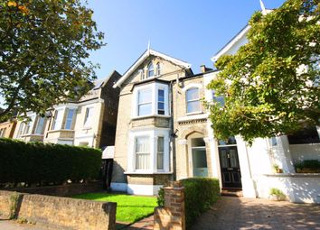 Thumbnail 1 bed flat to rent in Sutton Court Road, London