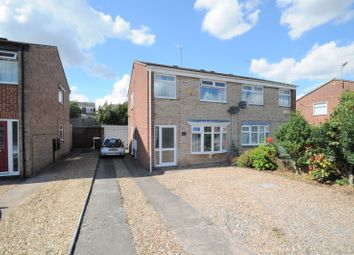 Thumbnail 3 bed semi-detached house for sale in St. James Close, Sutton-On-Hull, Hull