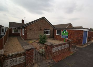 Thumbnail 3 bed bungalow for sale in Johnson Drive, Bracebridge Heath, Lincoln