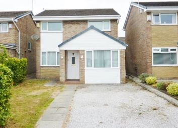 Thumbnail 4 bedroom detached house to rent in Tiverton Close, Fulwood, Preston