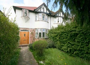 Thumbnail 3 bed semi-detached house for sale in Argyle Road, London