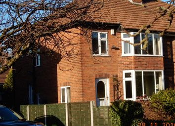 Thumbnail 3 bedroom semi-detached house for sale in Buckstone Way, Leeds, West Yorkshire