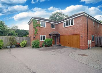 Thumbnail 5 bed detached house for sale in Arden Close, Balsall Common, Coventry