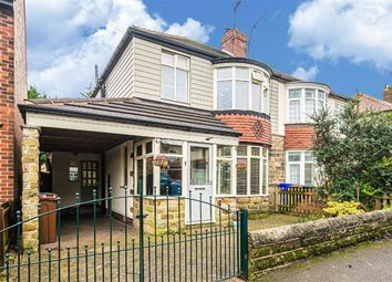 3 bed semi-detached house for sale in 5, Old Park Road, Beauchief S8