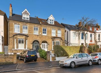 Thumbnail 3 bed flat for sale in Lewin Road, London