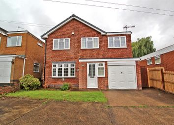 Thumbnail 4 bed detached house to rent in Gedling Road, Arnold, Nottingham