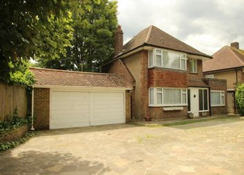 Thumbnail 3 bed detached house to rent in Broke Farm Drive, Pratts Bottom