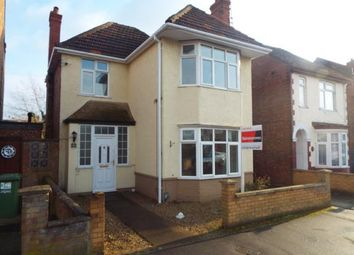 Thumbnail 3 bedroom detached house for sale in Northfield Road, Peterborough, Cambs, .