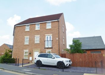 Thumbnail 5 bed semi-detached house for sale in Isambard Way, Swindon