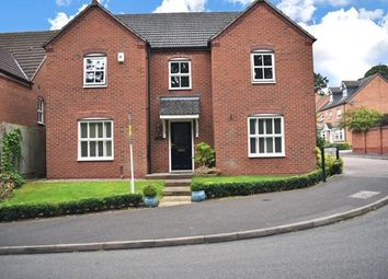 Thumbnail 4 bed detached house for sale in Highfields Park Drive, Derby