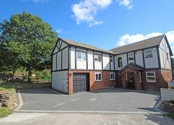 Thumbnail 5 bed detached house for sale in Lulworth Drive, Roborough, Plymouth