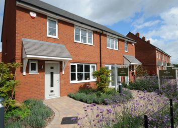 Thumbnail 3 bed semi-detached house for sale in The Pine, Harwood Homes, Great Oldbury