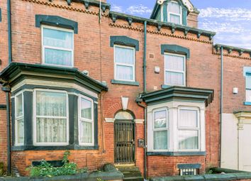 Thumbnail 4 bedroom terraced house for sale in Lascelles Terrace, Leeds