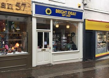 Thumbnail Retail premises to let in 57A Church Gate, Loughborough, Leicestershire