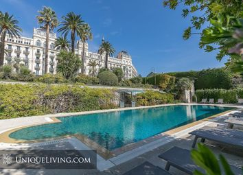 Thumbnail 3 bed apartment for sale in Cimiez, Nice, French Riviera