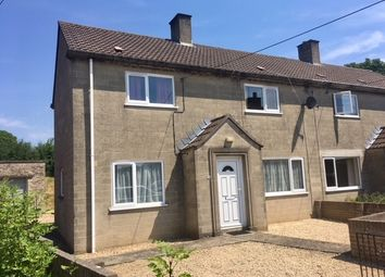 Thumbnail 3 bed semi-detached house to rent in Pilton, Shepton Mallet