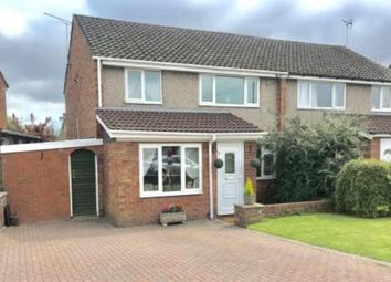 Thumbnail 3 bed semi-detached house for sale in Queens Road, Vicars Cross, Chester