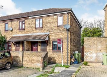 Thumbnail 2 bed end terrace house for sale in Goodwood, Great Holm, Milton Keynes, Buckinghamshire