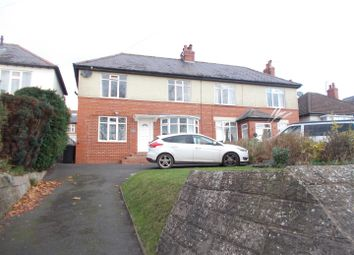 Thumbnail 3 bed semi-detached house for sale in Upper Road, Meole Village, Shrewsbury