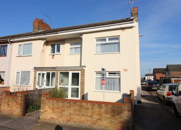 Thumbnail 3 bedroom end terrace house for sale in Clemence Street, Lowestoft