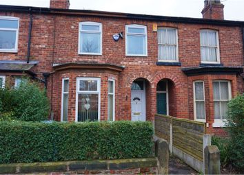 Thumbnail 3 bedroom terraced house for sale in Broom Avenue, Manchester