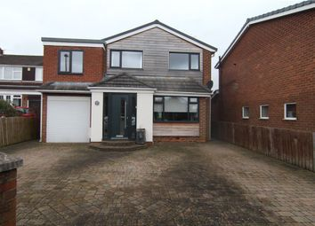 Thumbnail 5 bed detached house for sale in Willowtree Avenue, Gilesgate, Durham