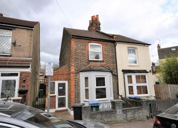 Thumbnail 2 bed semi-detached house for sale in St. James Road, Watford