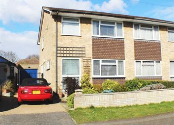 Thumbnail 3 bedroom semi-detached house for sale in Beech Avenue, Ruislip Manor, Ruislip