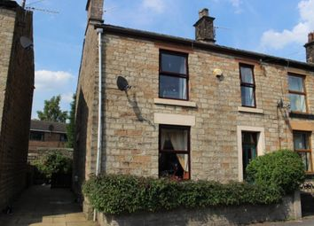 Thumbnail 3 bed end terrace house for sale in Hadfield Road, Hadfield, Glossop
