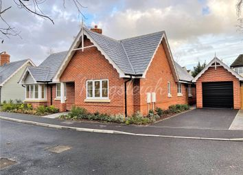 Thumbnail 3 bed bungalow for sale in Upper Street, Stratford St. Mary, Colchester, Suffolk