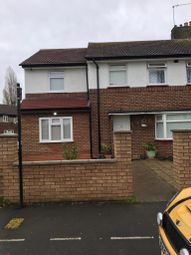 Thumbnail 3 bed flat to rent in Sandhurst Road, Edmonton