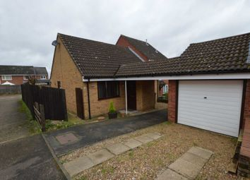 Thumbnail 2 bed semi-detached bungalow for sale in Gravel Hill, Stoke Holy Cross, Norwich