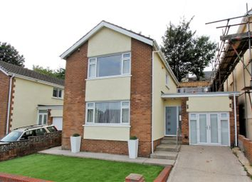 Thumbnail 3 bed detached house for sale in Pascoe's Avenue, Cefn Glas