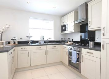 "Thumbnail 3 bed detached house for sale in ""The Hatfield"" at Bedale Court, Morley, Leeds"