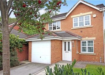 Thumbnail 3 bed detached house for sale in Scholars Drive, Cheadle Heath