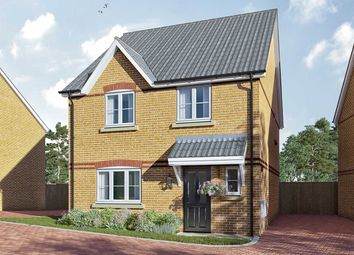 """Thumbnail 4 bed detached house for sale in """"The Mylne"""" at Cromwell Way, Royston"""