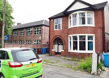 Thumbnail 7 bedroom property to rent in Wellington Road, Fallowfield, Manchester