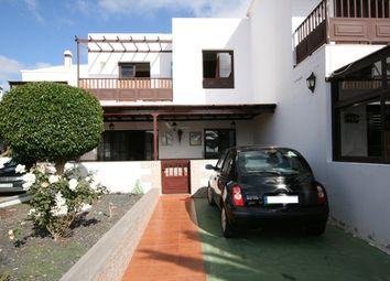 Thumbnail 2 bed semi-detached house for sale in Avenida De Las Palmeras 8, Costa Teguise, Lanzarote, Canary Islands, Spain