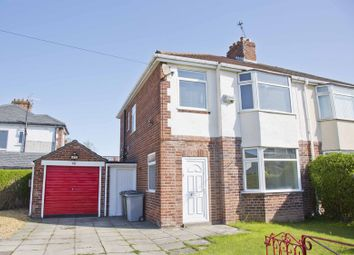 Thumbnail 3 bed semi-detached house to rent in Lloyd Drive, Greasby, Wirral