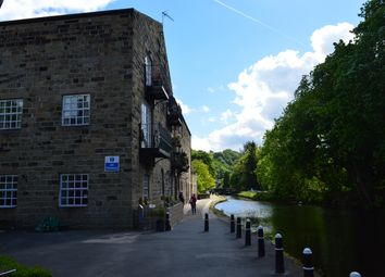 Thumbnail 2 bed flat to rent in Canal Works, Hebble End, Hebden Bridge