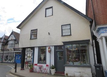 Thumbnail Retail premises for sale in The Corner Shop, High Street, Presteigne, Powys