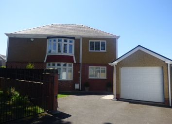 Thumbnail 3 bedroom detached house for sale in Cedar Road, Neath, West Glamorgan.