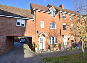 Thumbnail 3 bed semi-detached house for sale in Merrick Close, Great Ashby, Stevenage, Herts
