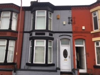 Thumbnail 3 bed terraced house to rent in Mildmay Street, Bootle, Merseyside