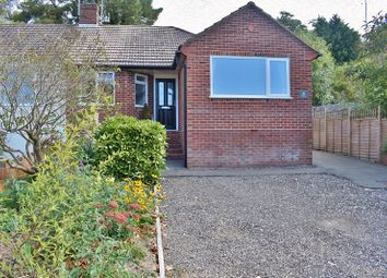 Thumbnail 3 bed semi-detached bungalow to rent in Bodycoats Road, Chandler's Ford, Eastleigh